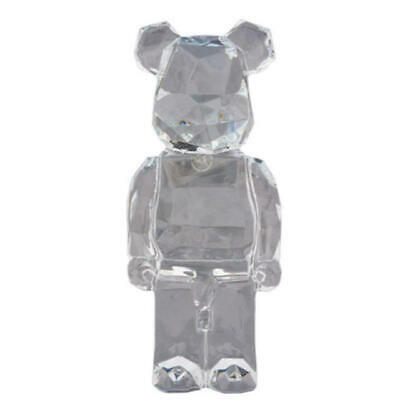 $2330 • Buy Baccarat Fragment Design BE@RBRICK Bearbrick POLYGON STANDING Genuine Guarantee