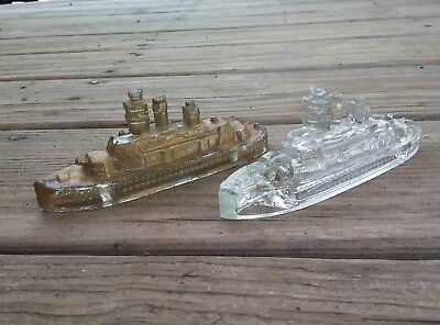 glass candy container ship