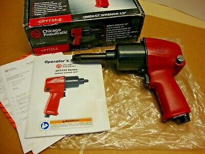 """Chicago-Pneumatic CP7732 7732 1//2/"""" Ultra-Compact Air Impact Wrench"""