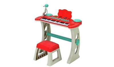 £56.99 • Buy Chad Valley Keyboard Stand And Stool - Red A Record And Playback Function NEW_UK