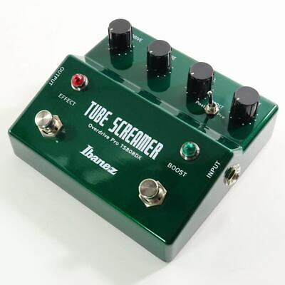 Ibanez TS808DX Tube Screamer + Booster New W/Track True Bypass 20 DB Booster • 211$