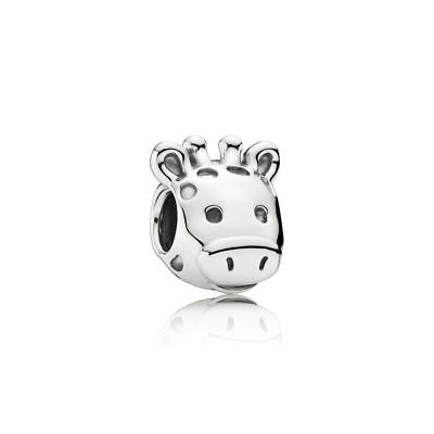 AU38.99 • Buy PANDORA Charm Sterling Silver ALE S925 GORGEOUS GIRAFFE 791747 RETIRED