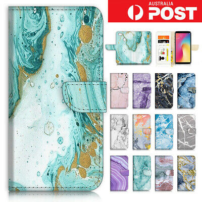 AU12.99 • Buy Marble Crystal Phone Case Cover For OPPO A5 A9 2020 RENO 2 Z A73 A57 R17