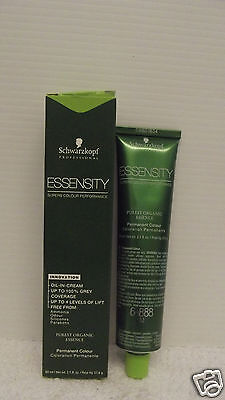 Schwarzkopf ESSENSITY Ammonia Free Permanent Organic Hair Color 2 Oz ~ U Pick • 6.91£