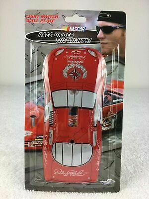 $5.95 • Buy NASCAR Dale Earnhardt Jr. Light Switch Cover Plate Wall 8 Budweiser Car Dale Jr