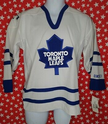 competitive price 6a204 a1b83 toronto maple leafs jersey l