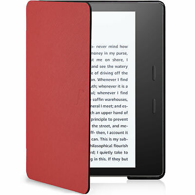 AU18.28 • Buy Kindle Oasis 2019 Case Protective Cover Case Ultra Slim Lightweight Red