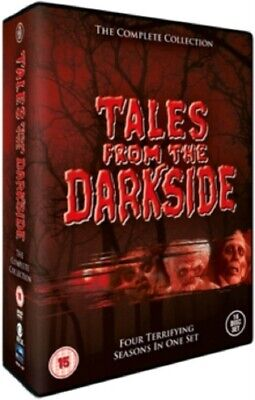 Tales From The Darkside The Complete Collection Season 1 2 3 4 Region 2 DVD • 43.70£