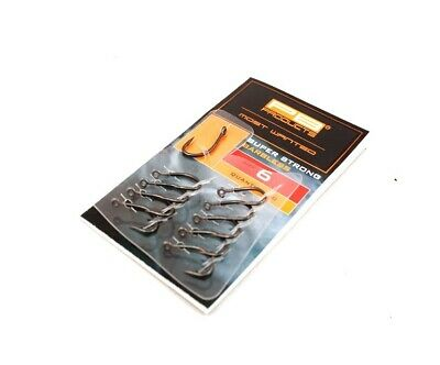 PB Products Super Strong Barbless Hook DBF *All Sizes* NEW Carp Fishing Hooks • 5.69£
