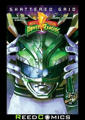 £22.99 • Buy MIGHTY MORPHIN POWER RANGERS SHATTERED GRID GRAPHIC NOVEL Collects #25-30 + More