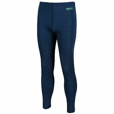 Regatta Men's Zimba Base Layer Leggings Blue • 17.95£