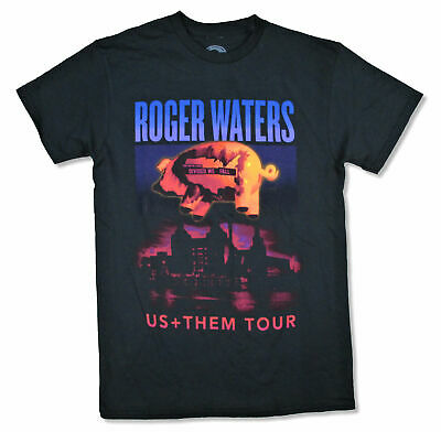 £15.82 • Buy Roger Waters Desert Pig Us + Them Tour Black T Shirt New Official