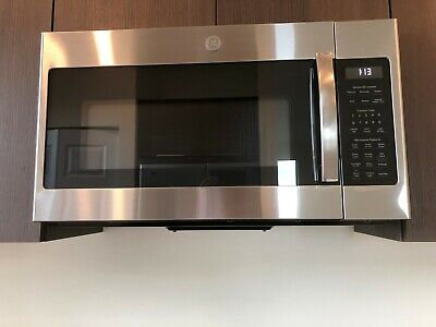 $350 • Buy GE JNM7196SFSS 1100 Watt 1.9 Cu Over-the-Range Microwave Oven