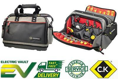 £66.69 • Buy CK Tools Magma MA2640 Pro Tool Storage Bag Case For Electricians, Plumbers