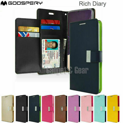 AU7.99 • Buy For IPhone 12 11 Pro XS Max 8 7 Plus 6 6S XR X Flip Wallet Leather Case Cover