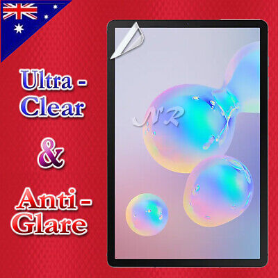AU5.95 • Buy For Samsung Galaxy Tab S6 S6 Lite Clear & Anti Glare Matte Screen Protector