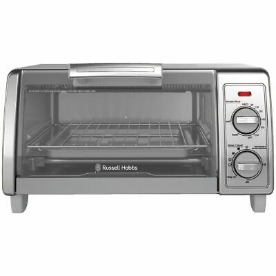 AU59.95 • Buy Russell Hobbs 1150W Toaster Oven Stainless Steel
