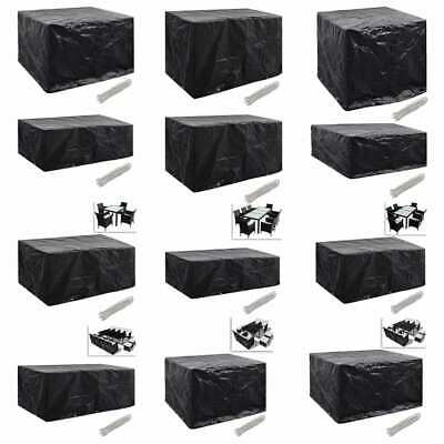 AU31.99 • Buy Waterproof Garden Furniture Cover Outdoor Patio Chair Table Bench Rain Shelter