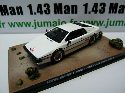 $ CDN18.41 • Buy JB68E Voiture 1/43 IXO 007 JAMES BOND LOTUS ESPRIT Turbo For Your Eyes Only