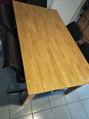 AU300 • Buy Solid Timber 6 Seater Dining Table