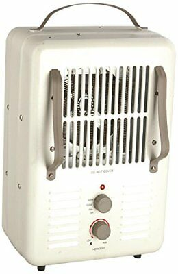 $54.50 • Buy Comfort Glow Milkhouse Style Electric Heater With 3-prong Grounded Cord -
