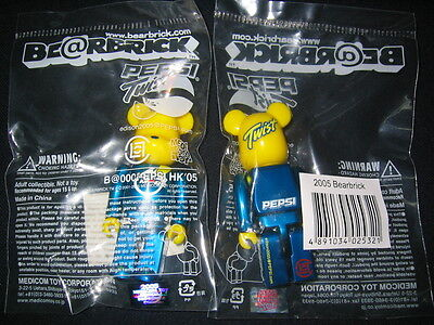 $20 • Buy 2005 New CLOT JUICE MEDICOM  100% BEARBRICK BE@RBRICK 1pc
