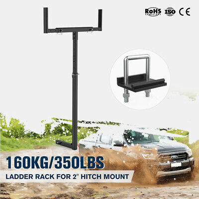 AU149.99 • Buy Ladder Rack Roof Rack Extension Tow Bar Hitch Fits Ute Trays Body Universal