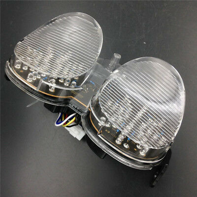 $29.03 • Buy Brand New Clear LED Tail Light For Yamaha YZF-R6 2001-2002 XJR1300 2005-2014