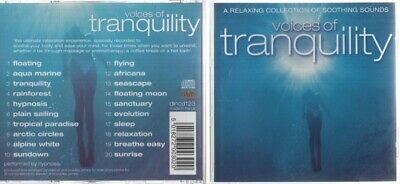 Voices Of Tranquility (cd) • 2.95£