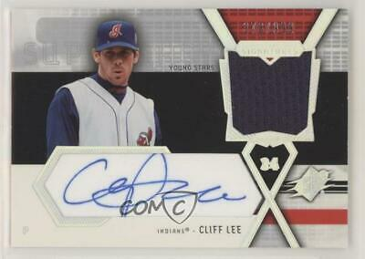 $9.73 • Buy 2004 SPx Swatch Supremacy Young Stars /999 Cliff Lee #SS-CL Auto
