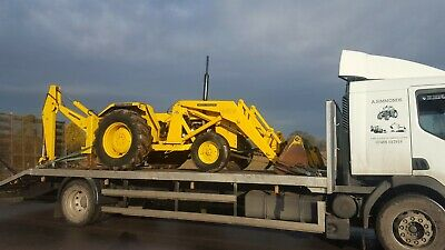Tractor And Farm Machinery Haulage  • 50£