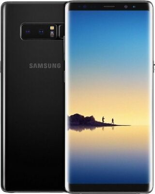 $ CDN544.79 • Buy Samsung Galaxy Note 8 SM-N950 - 64GB - Midnight Black (Unlocked) Smartphone