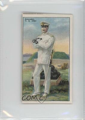 $12.04 • Buy 1909 Recruit Military Series Stand-Ups Tobacco T81 Engineer US Army 1a3