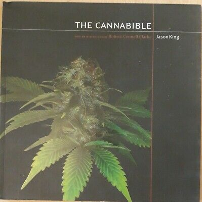 The Cannabible By King, Jason. Full Size Book • 18£