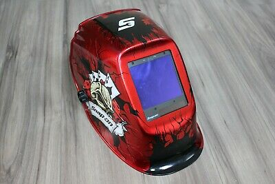 $ CDN299.99 • Buy Snap-on Welding Helmet, Auto-darkening, Grind Feature, Wide View Lens