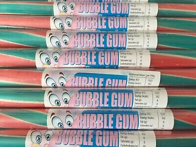 £5.50 • Buy Gift Box Of 6 Sticks Of Traditional Blackpool Rock - Bubblegum Flavour