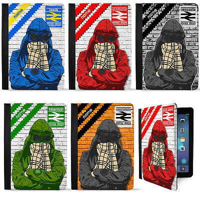 Casual Football IPad Mini 1,2,3,4,5 Case Cover Ultra Firm Crew Add Name ALL TEAM • 18.95£