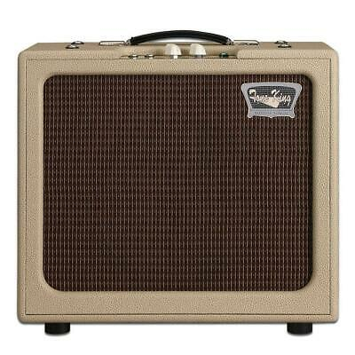 $ CDN1736.27 • Buy Tone King Gremlin 5W Hand-Wired 1x12  Tube Combo Built-In Attenuator Cream