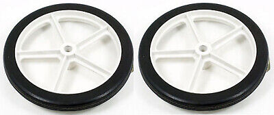 2 X Multi Purpose Spoked Wheel 150mm (6 ) - For Hobby & Toy Making Etc • 8.99£
