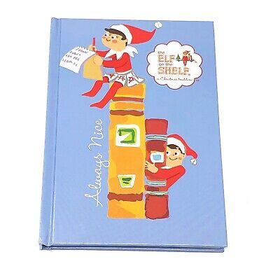 AU12.45 • Buy Elf On The Shelf Journal A Christmas Tradition Blank Lined Hardcover Notebook