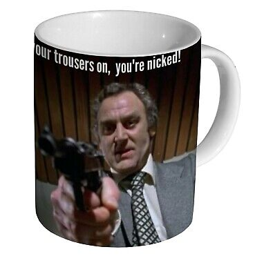 The Sweeney Get Your Trousers On Your Nicked Great New MUG • 8.99£