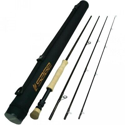 "$550 • Buy Sage Payload 689-4 8'9"" 6 Wt 4 Pc Flyrod New In Tube FREE SHIPPING"