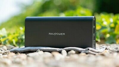 AU115.43 • Buy RAVPower Ace 26800mAh Power Bank USB C Portable Charger Battery Pack RP-PB067