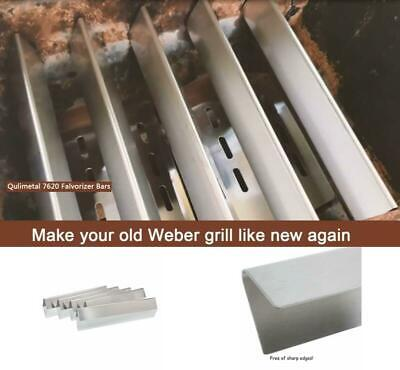 $ CDN57.09 • Buy 17.5 In. Flavor Bars For Weber Genesis 300 E310 S310 EP310 Grill Parts, Set Of 5