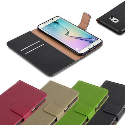 $ CDN11.99 • Buy Case For Samsung Galaxy S6 EDGE PLUS Phone Cover Luxury Protective Wallet Book