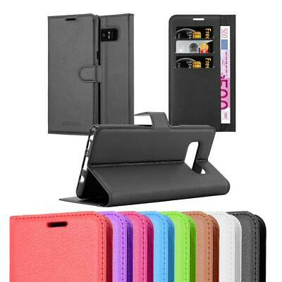$ CDN11.99 • Buy Case For Samsung Galaxy NOTE 8 Phone Cover Protective Book Kick Stand