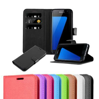 $ CDN11.99 • Buy Case For Samsung Galaxy S7 EDGE Phone Cover Protective Book Kick Stand
