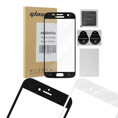 $ CDN10.50 • Buy Screen Protector For Samsung Galaxy S7 Full Cover Tempered Glas Film 9H