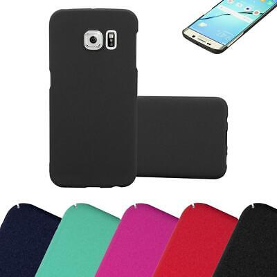 $ CDN7.50 • Buy Hard Cover For Samsung Galaxy S6 EDGE PLUS Shock Proof Case Frosty Mat Rigid TPU
