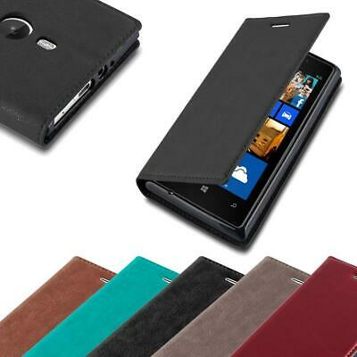 AU12.50 • Buy Case For Nokia Lumia 925 Phone Cover Protective Book Magnetic Wallet